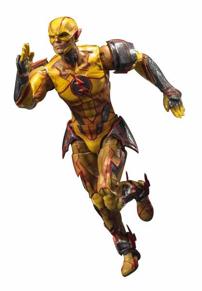 INJUSTICE 2 REVERSE FLASH PX 1/18 SCALE ACTIONFIGUR