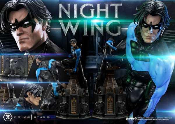 AUF ANFRAGE ! Batman Hush Nightwing 87 cm Statue