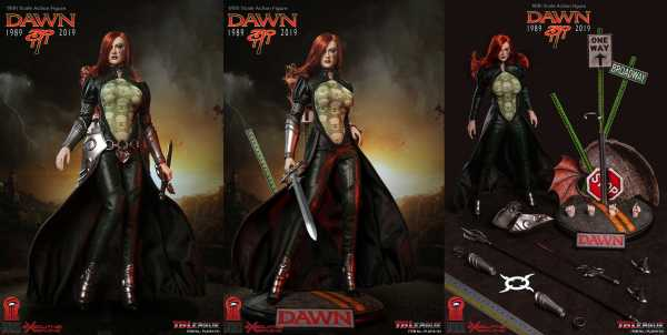 DAWN 1/6 SCALE ACTIONFIGUR