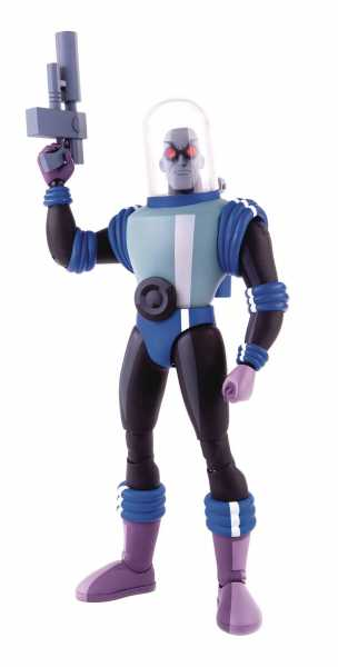 BATMAN ANIMATED MR FREEZE 1/6 SCALE COLLECTIBLE ACTIONFIGUR