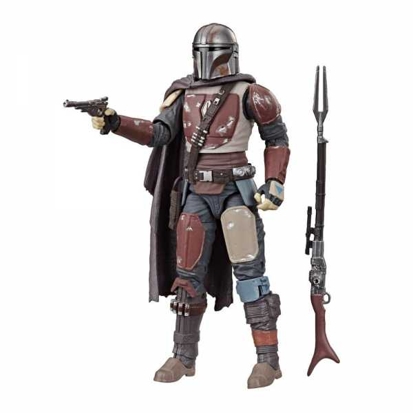 Star Wars The Black Series The Mandalorian 6 Inch Actionfigur