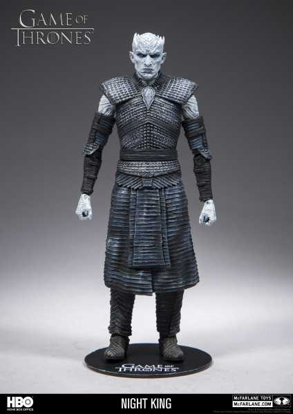 GAME OF THRONES NIGHT KING ACTIONFIGUR