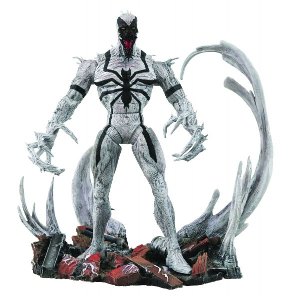 MARVEL SELECT ANTI-VENOM ACTIONFIGUR