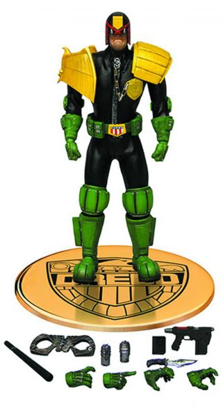 ONE-12 COLLECTIVE JUDGE DREDD ACTIONFIGUR