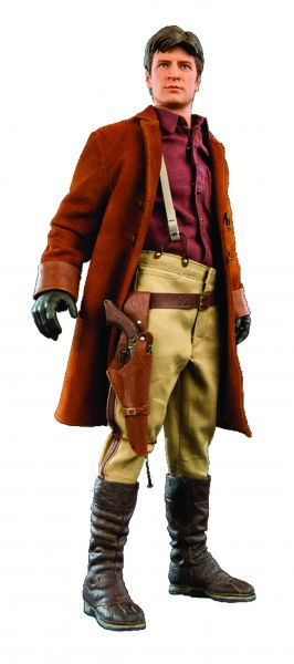 FIREFLY MALCOLM REYNOLDS 1/6 SCALE ACTIONFIGUR