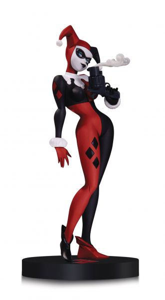 DC DESIGNER SERIES HARLEY BY BRUCE TIMM STATUE