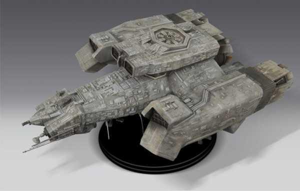VORBESTELLUNG ! Alien USCSS Nostromo 66 x 43 cm Replik