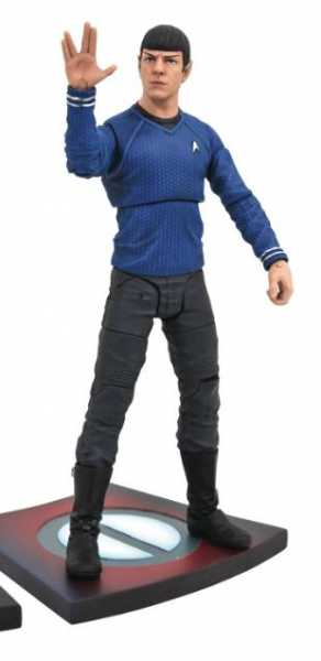 STAR TREK INTO DARKNESS SELECT SPOCK ACTIONFIGUR