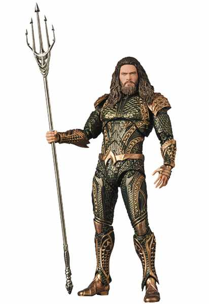 JUSTICE LEAGUE AQUAMAN MAF EX ACTIONFIGUR
