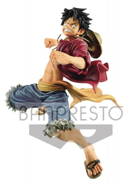 ONE PIECE WORLD COLOSSEUM LUFFY SPECIAL FIGUR