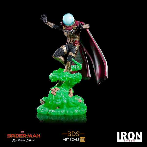 VORBESTELLUNG ! Spider-Man: Far From Home Mysterio 24 cm Scale 1/10 BDS Art Deluxe Statue
