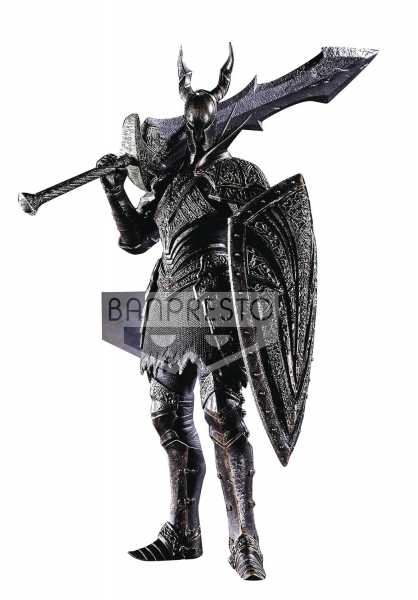 DARK SOULS SCULPT COLLECTION VOLUME 3 BLACK KNIGHT FIGUR