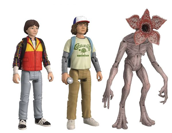FUNKO STRANGER THINGS SET 2 ACTIONFIGUREN 3-PACK