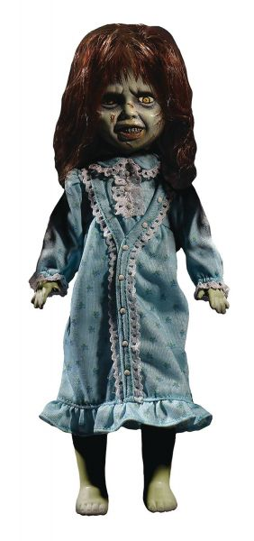 LIVING DEAD DOLLS EXORCIST REGAN PUPPE