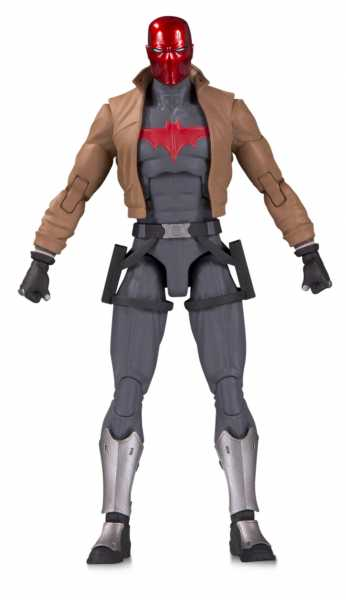 DC ESSENTIALS RED HOOD ACTIONFIGUR