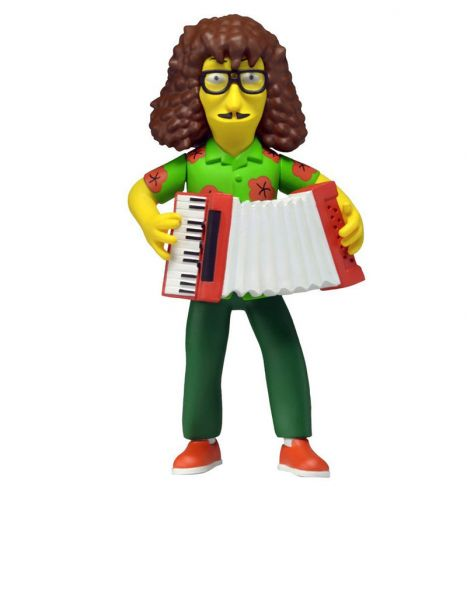 Weird Al - Simpsons 25th Anniversary 5""