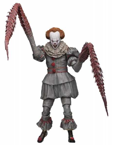 IT 2017 DANCING CLOWN PENNYWISE ULTIMATE 17,5 cm ACTIONFIGUR
