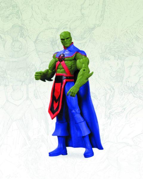DC COMICS NEW 52 MARTIAN MANHUNTER ACTIONFIGUR