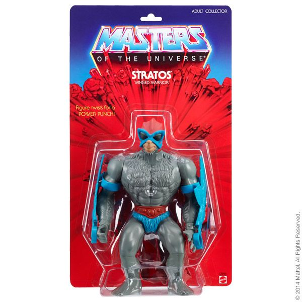 Masters of the Universe® Giant Stratos ACTIONFIGUR