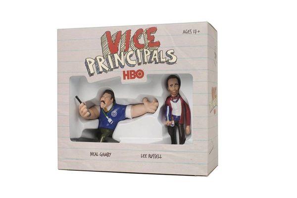 VICE PRINCIPALS NEAL GAMBY & LEE RUSSELL VINYL FIGUREN 2-PACK