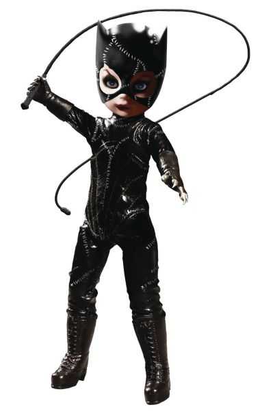 LIVING DEAD DOLLS BATMAN RETURNS CATWOMAN
