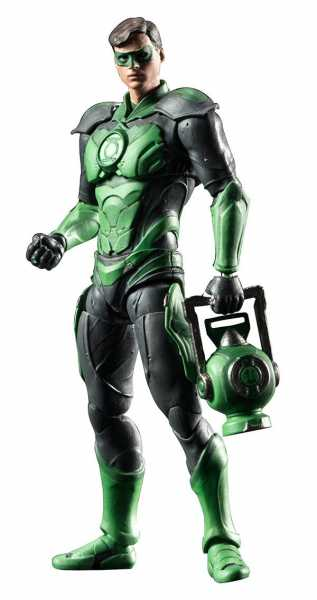 INJUSTICE 2 GREEN LANTERN PX 1/18 SCALE ACTIONFIGUR