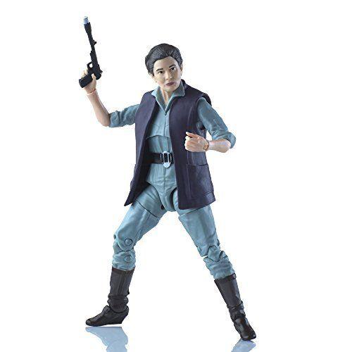 Star Wars The Black Series General Leia Organa Actionfigur