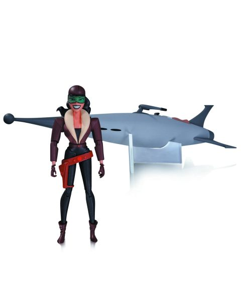 BATMAN ANIMATED SERIES ROXY ROCKET DLX ACTIONFIGUR