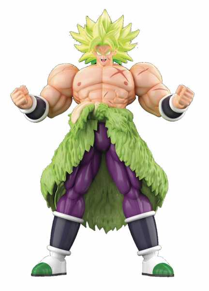 DRAGON BALL SUPER SS BROLY FULL POWER FIGURE-RISE MODELLBAUSATZ