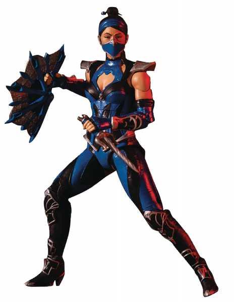VORBESTELLUNG ! Mortal Kombat 3 Kitana 18 cm Actionfigur