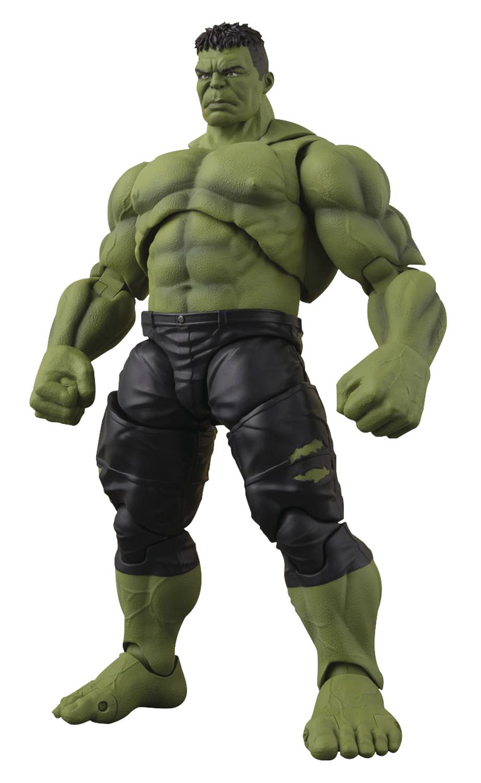 avengers infinity war hulk s.h. figuarts actionfigur   marvel   film