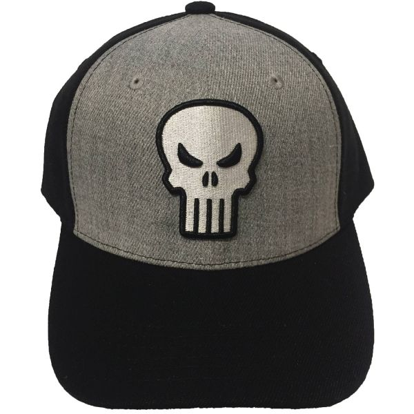 MARVEL PUNISHER LOGO DAD CAP