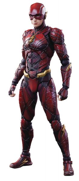 JUSTICE LEAGUE VARIANT PLAY ARTS KAI THE FLASH ACTIONFIGUR