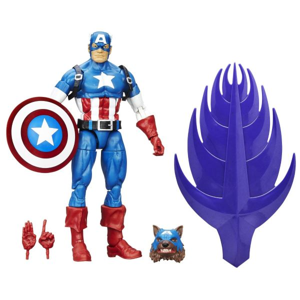 MARVEL LEGENDS CAPTAIN AMERICA: CIVIL WAR CAPTAIN AMERICA ACTIONFIGUR