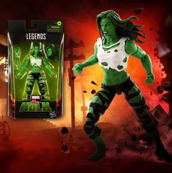 VORBESTELLUNG ! Avengers Marvel Legends Series 6-inch She-Hulk Actionfigur