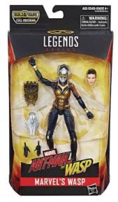 AVENGERS INFINITY WAR LEGENDS 15 cm WASP ACTIONFIGUR