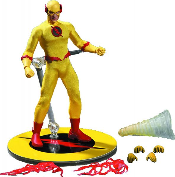 ONE-12 COLLECTIVE DC PX REVERSE FLASH ACTIONFIGUR