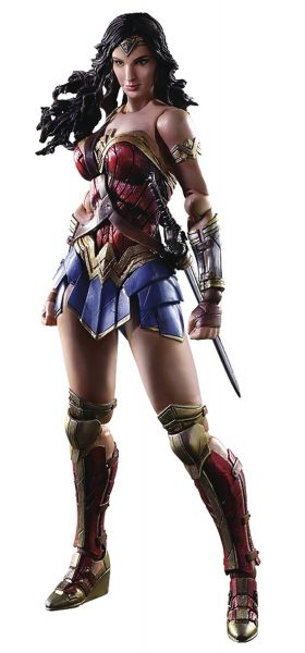 WONDER WOMAN MOVIE VARIANT PLAY ARTS KAI WONDER WOMAN ACTIONFIGUR