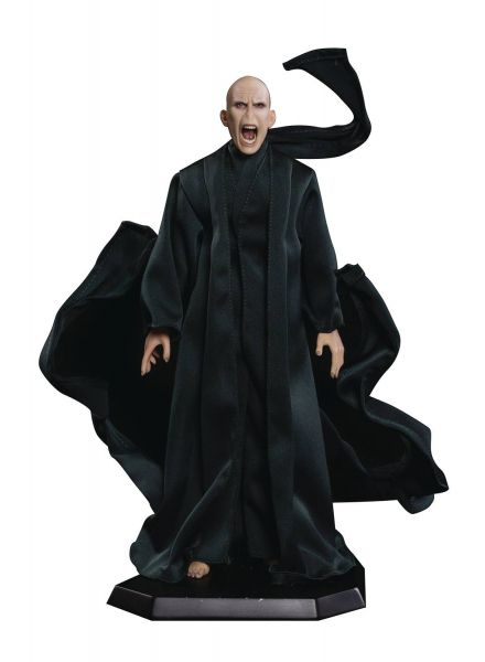 HARRY POTTER GOBLET OF FIRE LORD VOLDEMORT 1/8 ACTIONFIGUR WITH FLASH