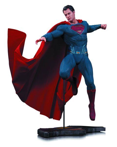 BATMAN V SUPERMAN DOJ SUPERMAN STATUE