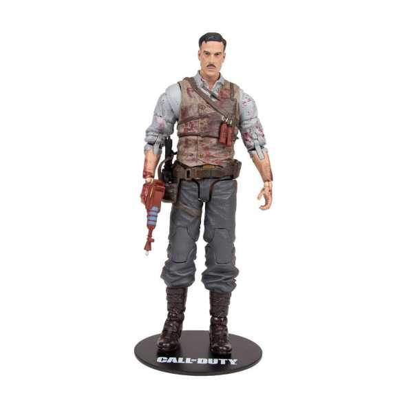 CALL OF DUTY BLACK OPS 4 ZOMBIES RICHTHOFEN 15 cm ACTIONFIGUR