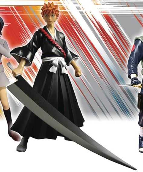 VIZ COLLECTION SERIES 1 ICHIGO FIGUR