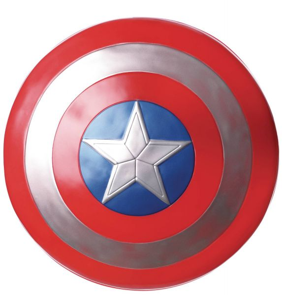 MARVEL CAPTAIN AMERICA DELUXE 60cm ADULT SHIELD