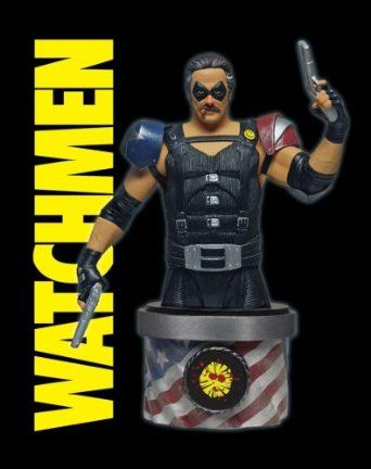 Watchmen Movie - The Comedian Bust