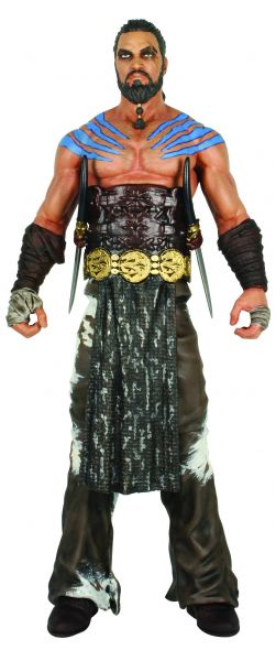 LEGACY GAME OF THRONES KHAL DROGO ACTIONFIGUR