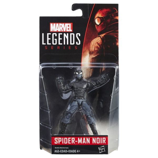 MARVEL LEGENDS SERIES SPIDER-MAN NOIR 10cm ACTIONFIGUR