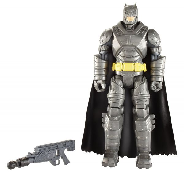 BATMAN VS SUPERMAN 15cm BATTLE ARMOR BATMAN ACTIONFIGUR