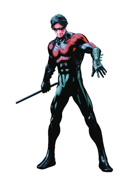 DC COMICS NIGHTWING NEW 52 VERSION ARTFX+ STATUE