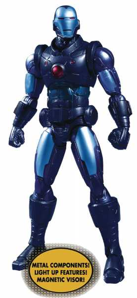 ONE-12 COLLECTIVE MARVEL PX IRON MAN STEALTH ARMOR ACTIONFIGUR