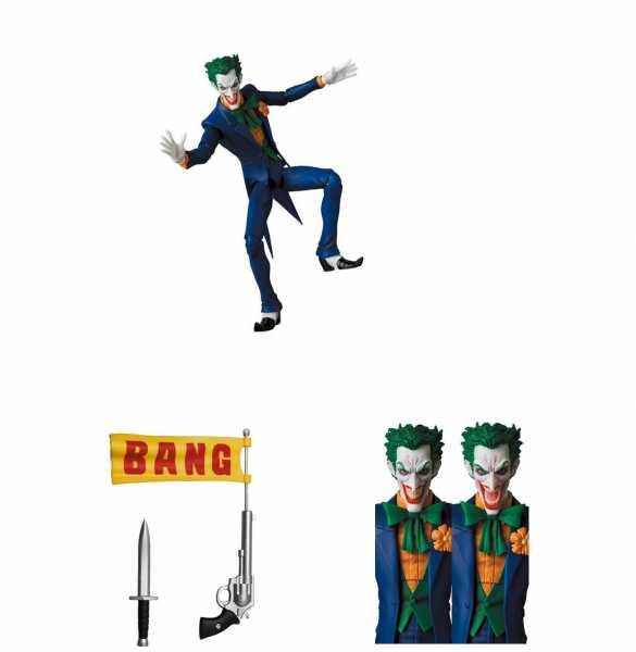 VORBESTELLUNG ! Batman Hush MAF EX The Joker 16 cm Actionfigur